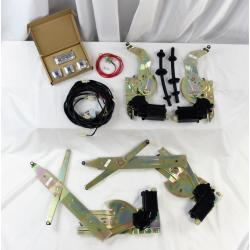 1968-1969 Camaro Hardtop & Convertible Power Window Kit 6891