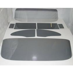 1955-1956 Chevrolet Complete Glass Package SDU
