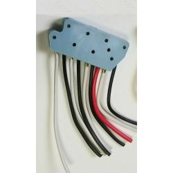 1955-1972 GM Power Window 4 Way Switch Pigtail 5506PT