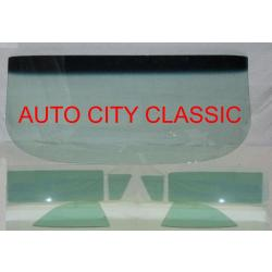 1959 Ford / Edsel 2 Door Hardtop Windshield and Side Glass Set 59HT2DRWSS
