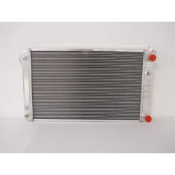 1968-1972 GM A-Body / 1967-1972 Chevy/GMC Pickup Aluminum Radiator with LS Motor Swap SL-282A-AT